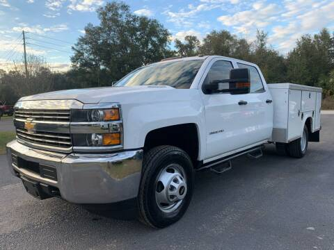 2016 Chevrolet Silverado 3500HD for sale at Gator Truck Center of Ocala in Ocala FL