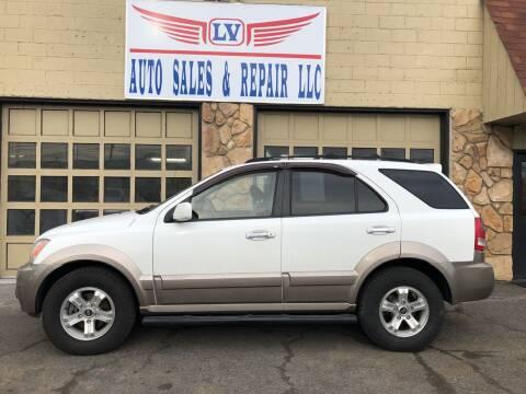 2004 Kia Sorento for sale at LV Auto Sales & Repair, LLC in Yakima WA