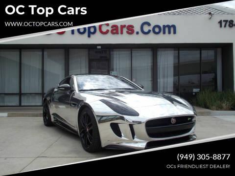 2017 Jaguar F-TYPE for sale at OC Top Cars in Irvine CA