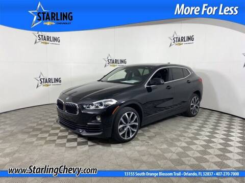 2020 BMW X2 for sale at Pedro @ Starling Chevrolet in Orlando FL