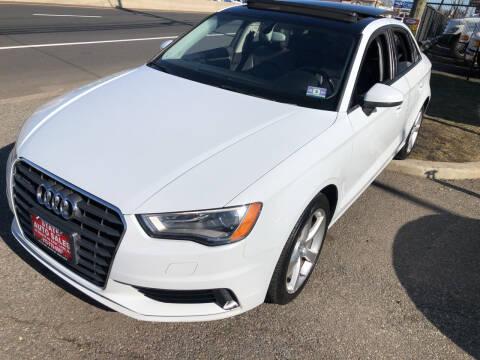 2015 Audi A3 for sale at STATE AUTO SALES in Lodi NJ