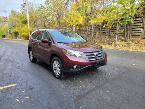 2013 Honda CR-V for sale at U.S. Auto Group in Chicago IL