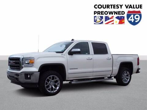 2014 GMC Sierra 1500 for sale at Courtesy Value Pre-Owned I-49 in Lafayette LA