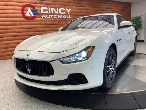 2017 Maserati Ghibli for sale at Dixie Motors in Fairfield OH
