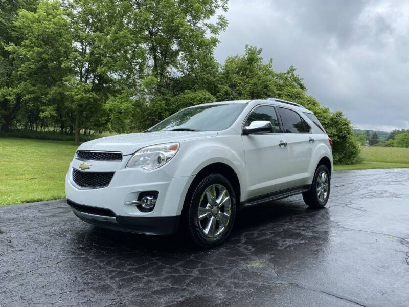 2012 Chevrolet Equinox for sale at Moundbuilders Motor Group in Heath OH