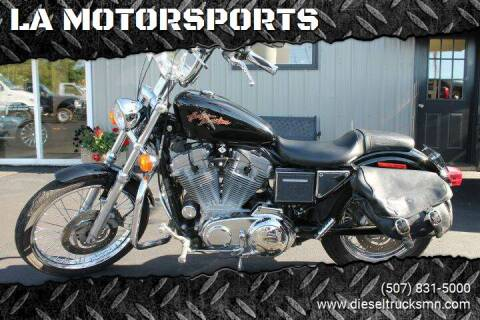 2000 Harley-Davidson Sportster for sale at LA MOTORSPORTS in Windom MN