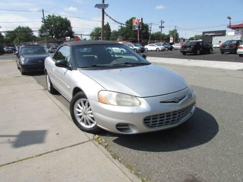 2002 Chrysler Sebring for sale at K & S Motors Corp in Linden NJ