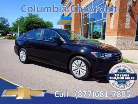 2019 Volkswagen Jetta for sale at COLUMBIA CHEVROLET in Cincinnati OH