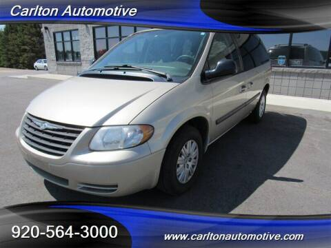 2006 Chrysler Town and Country for sale at Carlton Automotive Inc in Oostburg WI