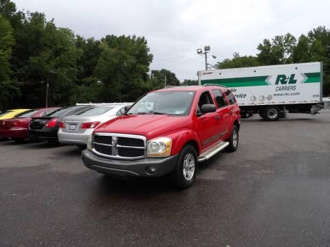 2005 Dodge Durango for sale at United Auto Land in Woodbury NJ