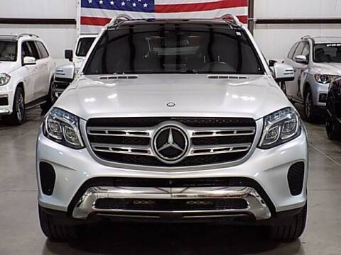 2017 Mercedes-Benz GLS for sale at Texas Motor Sport in Houston TX