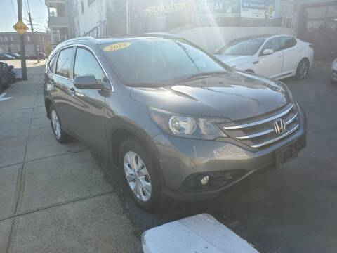 2014 Honda CR-V for sale at Fortier's Auto Sales & Svc in Fall River MA