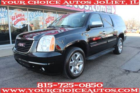 2010 GMC Yukon XL for sale at Your Choice Autos - Joliet in Joliet IL