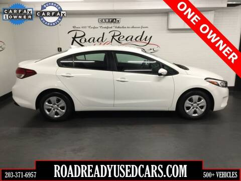 2017 Kia Forte for sale at Road Ready Used Cars in Ansonia CT