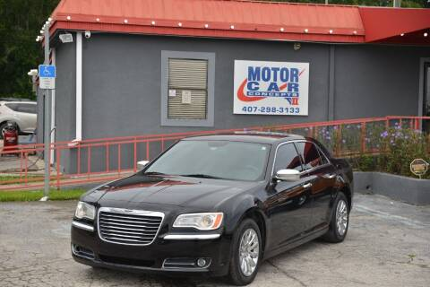2013 Chrysler 300 for sale at Motor Car Concepts II - Apopka Location in Apopka FL
