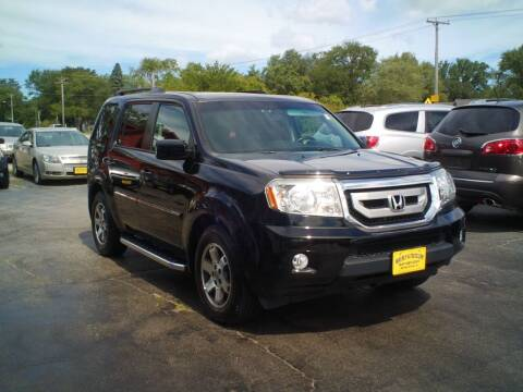 2011 Honda Pilot for sale at BestBuyAutoLtd in Spring Grove IL