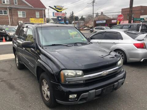 2003 Chevrolet TrailBlazer for sale at Bel Air Auto Sales in Milford CT