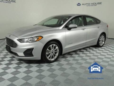 2019 Ford Fusion Hybrid for sale at MyAutoJack.com @ Auto House in Tempe AZ
