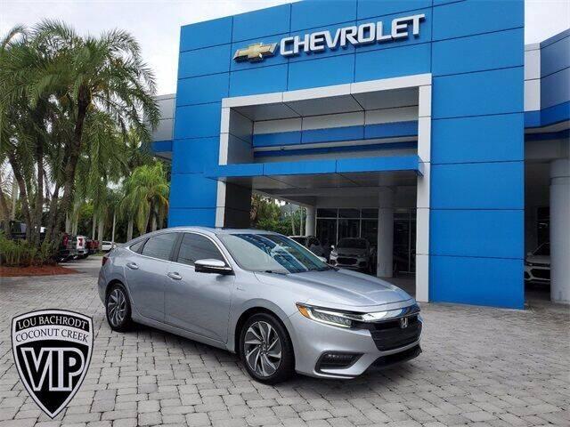 2019 Honda Insight for sale in Coconut Creek, FL