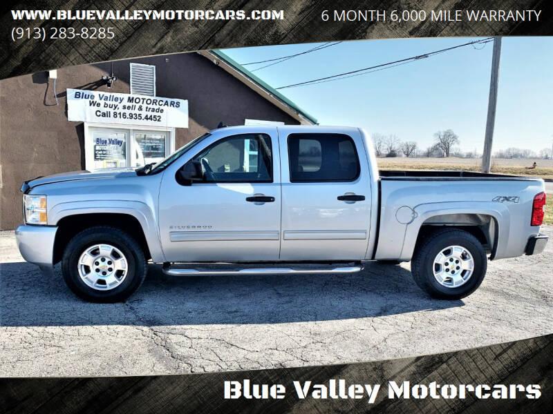 2010 Chevrolet Silverado 1500 for sale at Blue Valley Motorcars in Stilwell KS