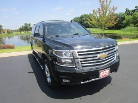 2015 Chevrolet Suburban for sale at Oklahoma Trucks Direct in Norman OK