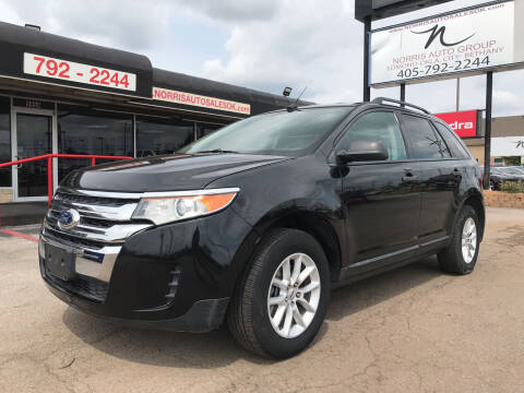2013 Ford Edge for sale at NORRIS AUTO SALES in Oklahoma City OK