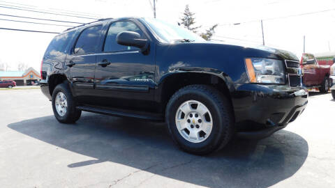2013 Chevrolet Tahoe for sale at Action Automotive Service LLC in Hudson NY