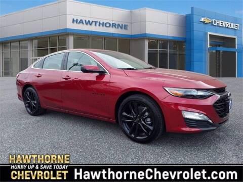 2021 Chevrolet Malibu for sale at Hawthorne Chevrolet in Hawthorne NJ