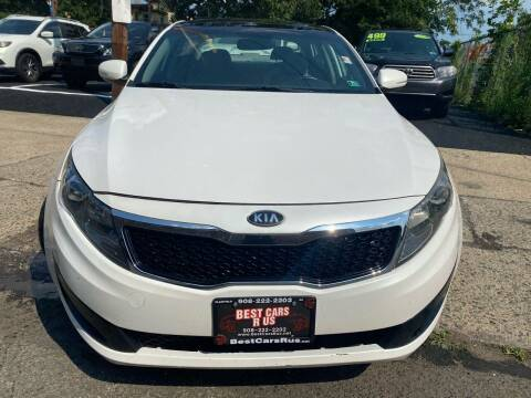 2011 Kia Optima for sale at Best Cars R Us in Plainfield NJ