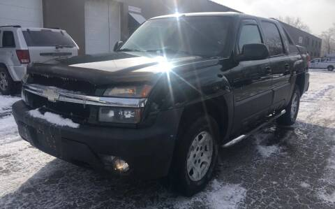 2003 Chevrolet Avalanche for sale at CarsForSaleNYCT in Danbury CT