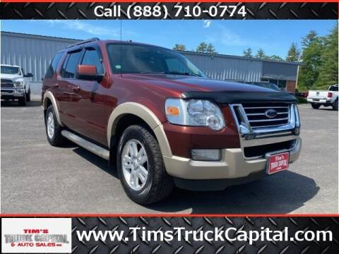 2009 Ford Explorer for sale at TTC AUTO OUTLET/TIM'S TRUCK CAPITAL & AUTO SALES INC ANNEX in Epsom NH