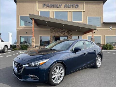 2017 Mazda MAZDA3 for sale at Moses Lake Family Auto Center in Moses Lake WA