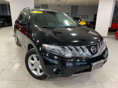 2010 Nissan Murano for sale at Auto Mall of Springfield in Springfield IL