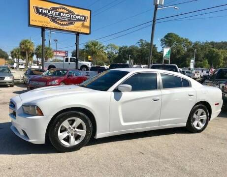2012 Dodge Charger for sale at Trust Motors in Jacksonville FL