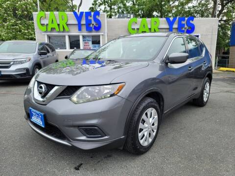 2016 Nissan Rogue for sale at Car Yes Auto Sales in Baltimore MD