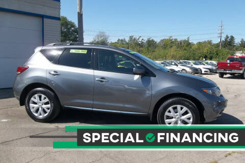 2014 Nissan Murano for sale at Highway 100 & Loomis Road Sales in Franklin WI