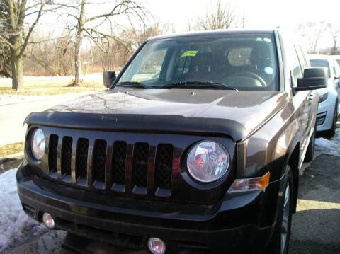 2014 Jeep Patriot for sale at ZJ's Custom Auto Inc. in Roseville MI