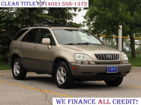 2002 Lexus RX 300 for sale at NY AUTO SALES in Omaha NE