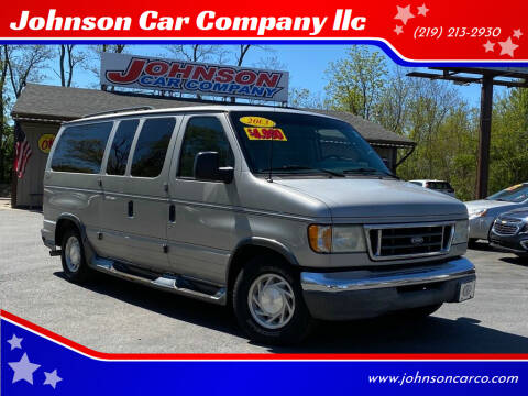 2003 Ford E-Series Cargo for sale at Johnson Car Company llc in Crown Point IN
