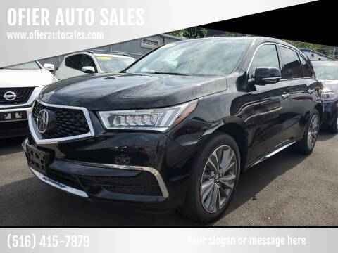 2017 Acura MDX for sale at OFIER AUTO SALES in Freeport NY