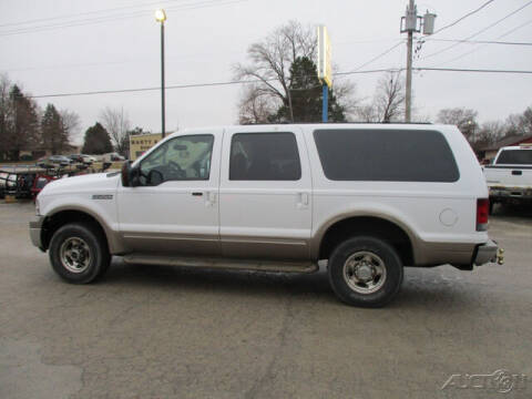 2005 Ford Excursion for sale at Rondo Truck & Trailer in Sycamore IL