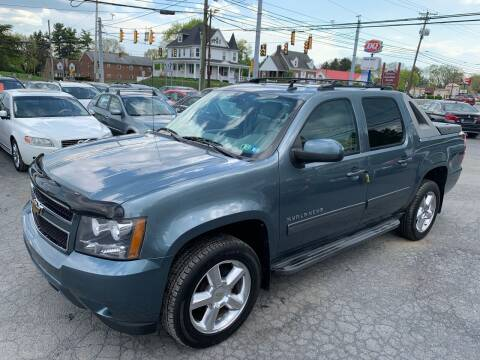 2011 Chevrolet Avalanche for sale at Masic Motors, Inc. in Harrisburg PA