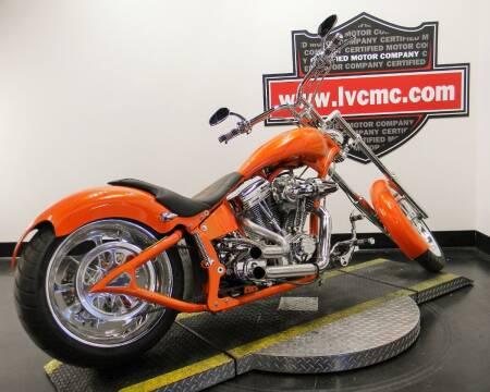 2007 CUSTOM PRO STREET CHOPPER for sale at Certified Motor Company in Las Vegas NV
