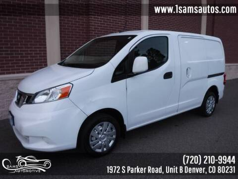 2015 Nissan NV200 for sale at SAM'S AUTOMOTIVE in Denver CO