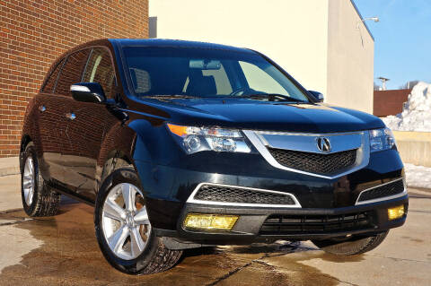 2013 Acura MDX for sale at Effect Auto Center in Omaha NE
