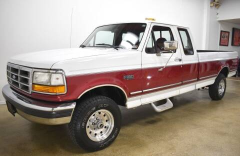 1994 Ford F-150 for sale at Thoroughbred Motors in Wellington FL