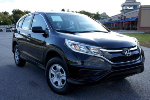 2015 Honda CR-V for sale at CU Carfinders in Norcross GA