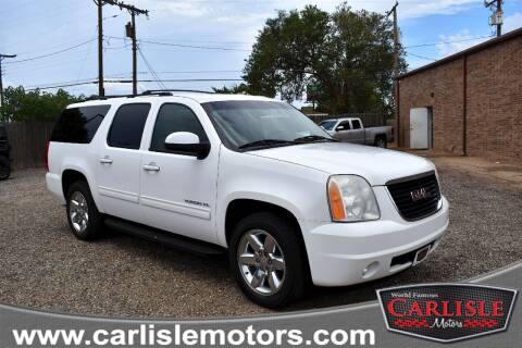 2011 GMC Yukon XL for sale at Carlisle Motors in Lubbock TX