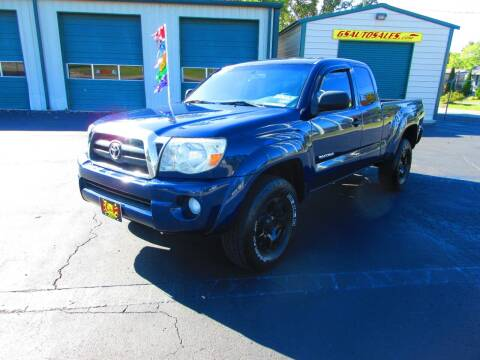 2006 Toyota Tacoma for sale at G and S Auto Sales in Ardmore TN