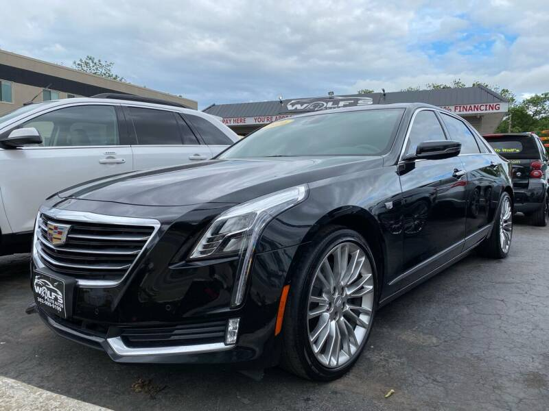 2016 Cadillac CT6 for sale at WOLF'S ELITE AUTOS in Wilmington DE